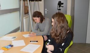 préparation débat 21 mars 2015 - Magali et Lucile
