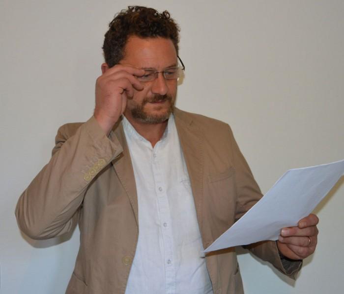 Arnaud Barbier dans Atticus