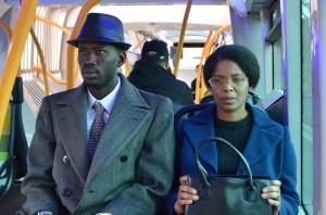 Projet MLK - dans les bus - photo Romain Malavialle